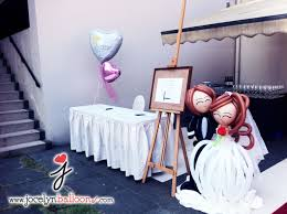 wedding balloon decorations jocelynballoons leading