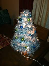 christmas tree this is made from wire coat hangers wrapped with