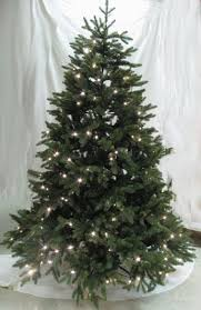 tree pre lit led woodland spruce tree 6 ft