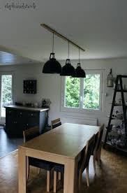 luminaire suspendu cuisine luminaire suspendu table cuisine comment installer des luminaires en