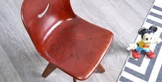 mobilier vintage enfant chaise enfant flötotto style scandinave 1960 vendue room 30