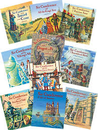 Sir Cumference And The First Round Table Sir Cumference Math Adventure Series Lamp Post Homeschool