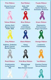diabetes ribbon color ribbon awareness raffle tickets color designer