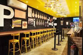 Fast Food Restaurant Interior Design Ideas That You Should Focus - Fast food interior design ideas