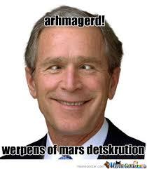 Bush Memes - bush by matram85 meme center
