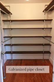Pipe Shelves Kitchen by Best 10 Galvanized Pipe Ideas On Pinterest Industrial Furniture
