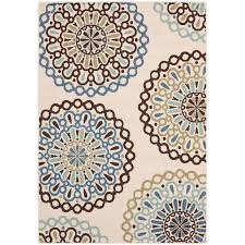 Safavieh Outdoor Rug Safavieh Veranda Axum Geometric Indoor Outdoor Area Rug Or Runner
