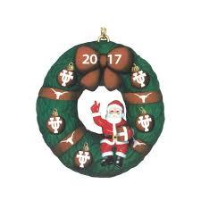 the 2017 annual longhorns ornament the danbury mint
