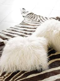 simons home decor exclusively from simons maison the opulence of genuine fleece in