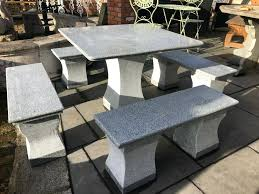 slate outdoor dining table round slate outdoor patio dining table stone round top slate outdoor