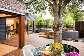 choose a unique backyard design to get a comfortable and stylish