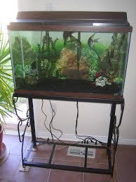 30 gallon hexagon aquarium hood aquarium ideas pinterest