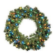 metal wreaths garlands winter plants ebay