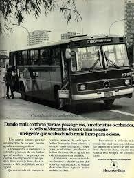 mercedes benz o 321 u2013 1958 caminhões antigos brasileiros