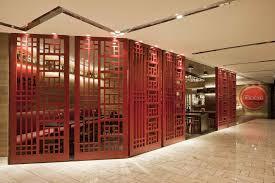 gochi japanese restaurant interior by mim design melbourne