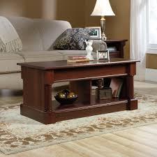 cherry lift top coffee table palladia lift top coffee table 420520 sauder