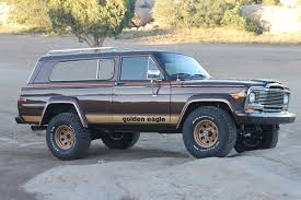 1970 jeep commander jeep cherokee chief ad from 1977 jeep ads 1980s pinterest
