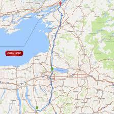 Ithaca Ny Map Thousand Islands September 9 10 2016