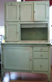 Hoosier Cabinet Parts Sellers Antique Cabinets Green Hoosier Cabinet Baking Hutch