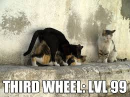 Third Wheel Meme - third wheel lvl 99 memes quickmeme