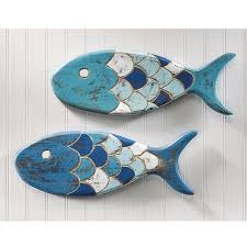 7 wooden fish wall decor ideas for your house bliss