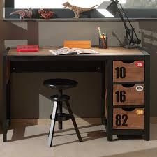 Schreibtisch Dreieckig Tisch In Schwarz Online Kaufen Auf Pharao24 De