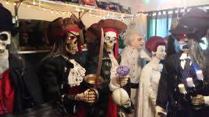 animated halloween decorations youtube
