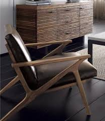 Modern Leather Armchair Modern Leather Armchairs Foter