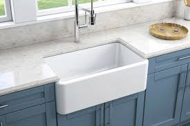 what size undermount sink for 33 inch base cabinet fireclay sinks everything you need to qualitybath