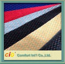 Car Interior Upholstery Fabric Car Interior Decoration Striped Auto Upholstery Fabric