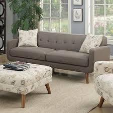 Latitude Run Mid Century Modern Sofa  Pillow Set  Reviews Wayfair - Sofa mid century modern