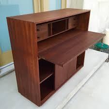 Secretary Desk With Storage by Antique Oak Secretary Desk With Hutch Antique Furniture