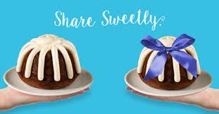 nothing bundt cakes coupon bogo free bundtlet