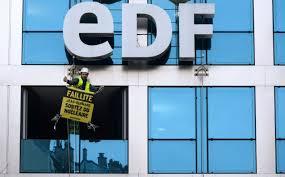 siege edf la facture du nucléaire met les comptes d edf sous haute tension