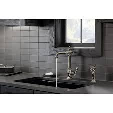kohler k 99265 vs artifacts vibrant stainless steel one handle