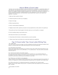 Guide to Writing Resumes and Cover Letters Elegant Cover Letter