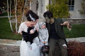 Frankenstein Halloween Costumes Monster Family Costume Diy Love Partytell Love