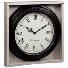 large wall clock large wall clock home accessories clocks b m stores