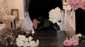 hydrangea wedding bouquet how to make a and hydrangea bridal bouquet