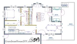 free house plans with basements free house plan two with a walk out basement