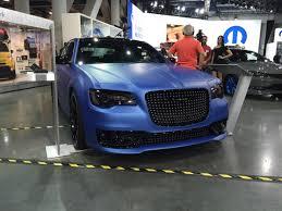 Chrysler 300 Interior Accessories Chrysler 300 Super S Las Vegas Nv Sema Show