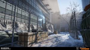 Tom Clancy S The Division Map Size Artstation Tom Clancy U0027s The Division General Assembly Ben