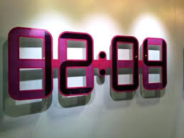 cool digital clock articles with coolest digital wall clock tag amazing wall clock