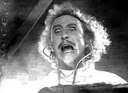 Young Frankenstein Blind Man Virgin Viewing U0027young Frankenstein U0027