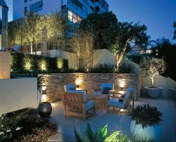 Landscaping Lighting Ideas Outdoor Backyard Lighting Ideas Large And Beautiful Photos