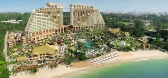beach and wedding venues at centara mirage pattaya hotel
