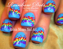 robin moses nail art grape vine vinyard nail art