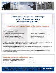 bureau registre des entreprises cleaning and shutdown of cooling towers magnus