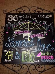 baby shower chalkboard baby chalkboard subway available for free