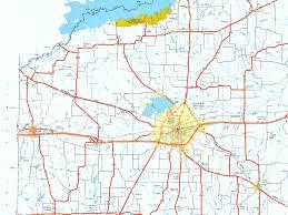 Tx County Map Hopkins County Txgenweb Maps